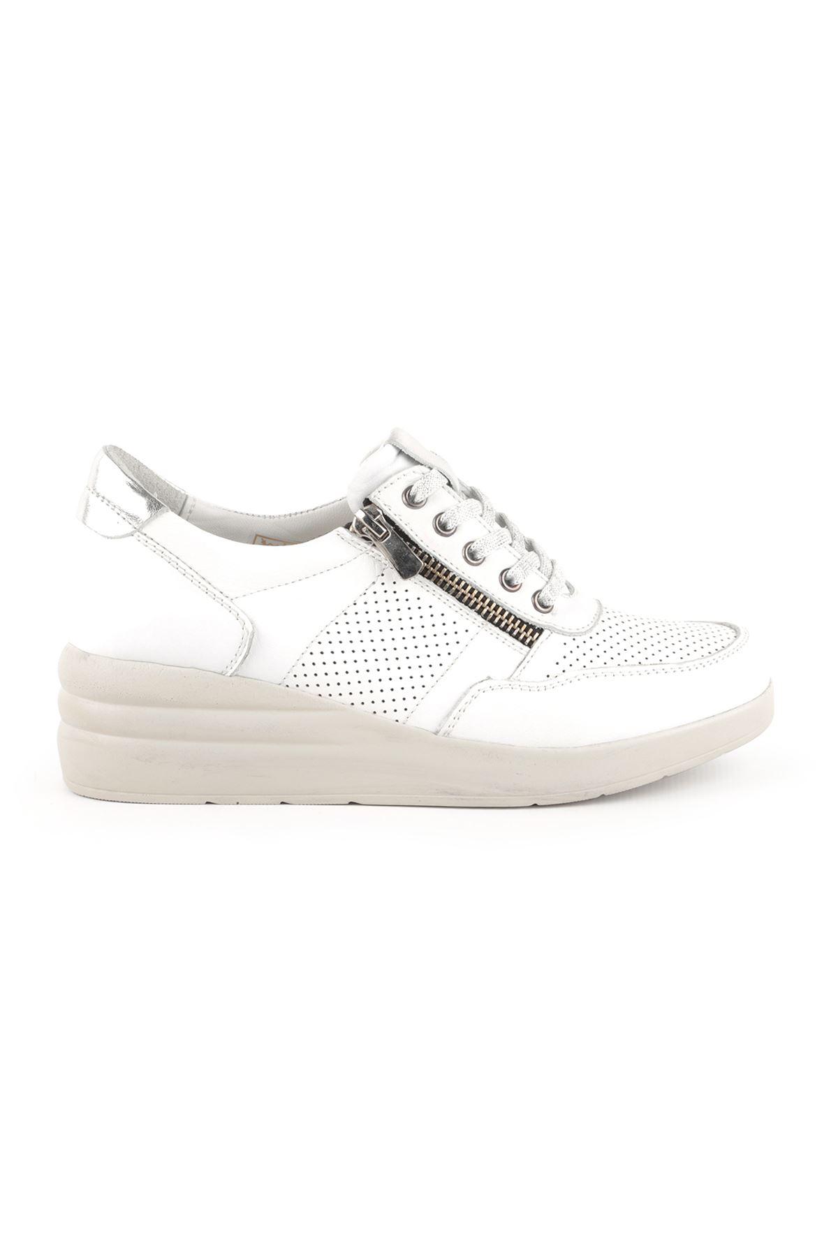 Libero FMS218 Beyaz Casual Ayakkabı