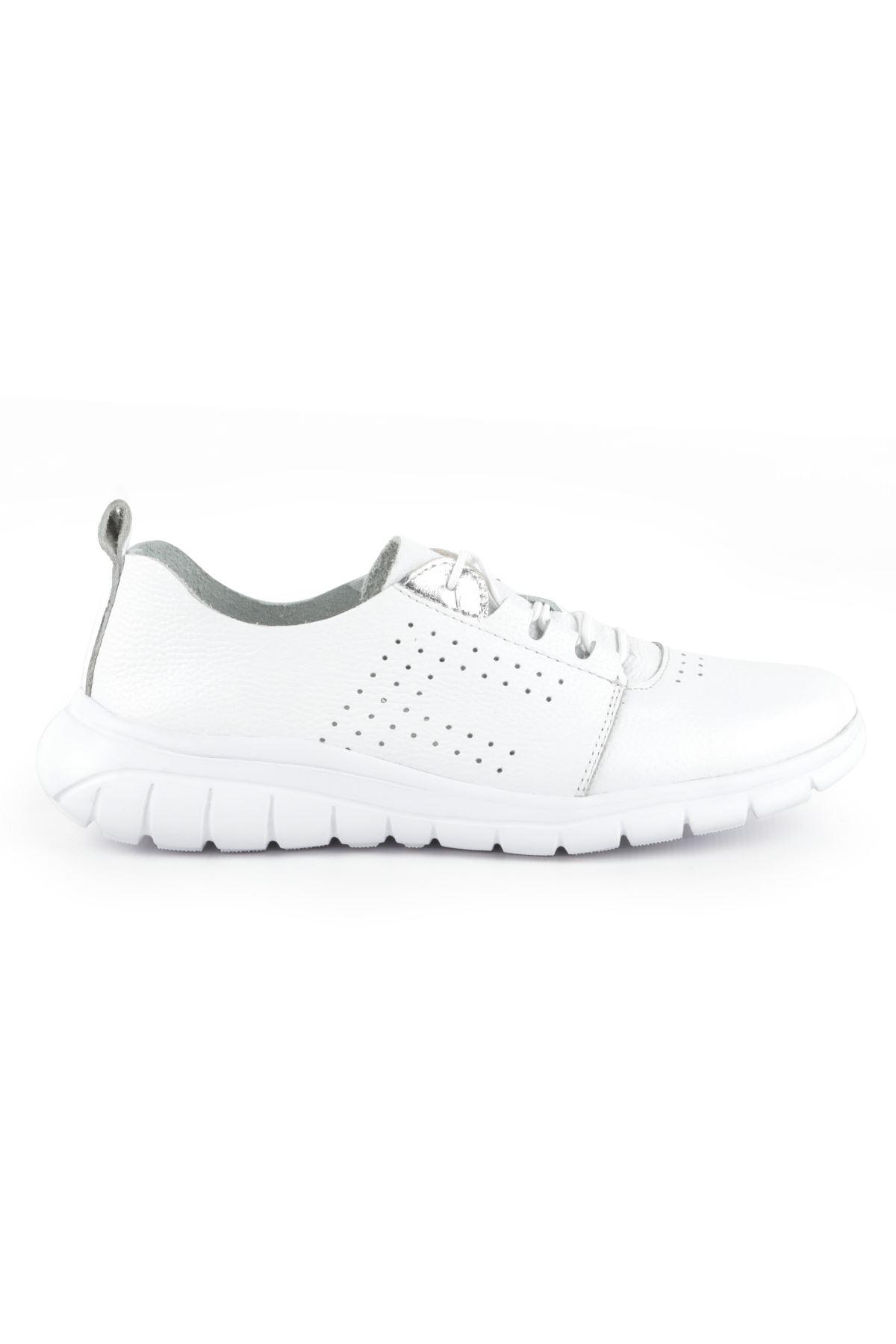 Libero L04.404 Beyaz Spor Ayakkabı