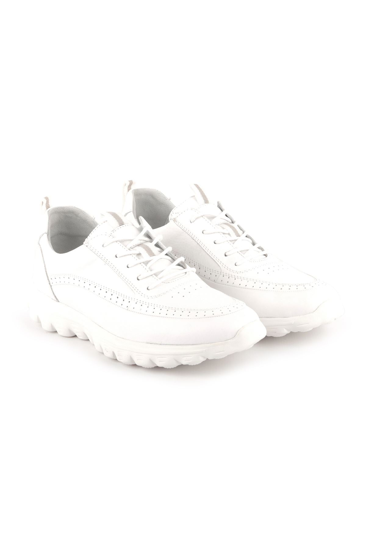 Libero Dİ2018 Beyaz Spor Ayakkabı