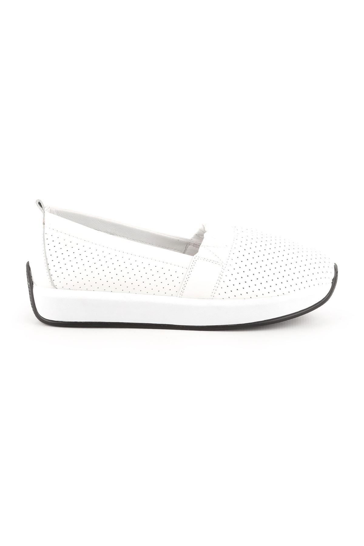 Libero L18.21620 Beyaz Spor Ayakkabı