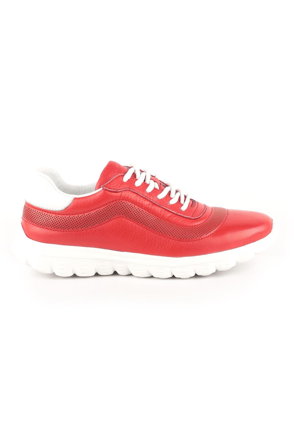 Libero Dİ3777 Kırmızı Spor Ayakkabı