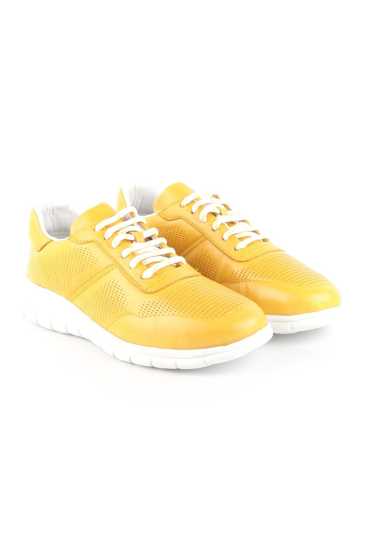 Libero LZ3414 Sarı Spor Ayakkabı