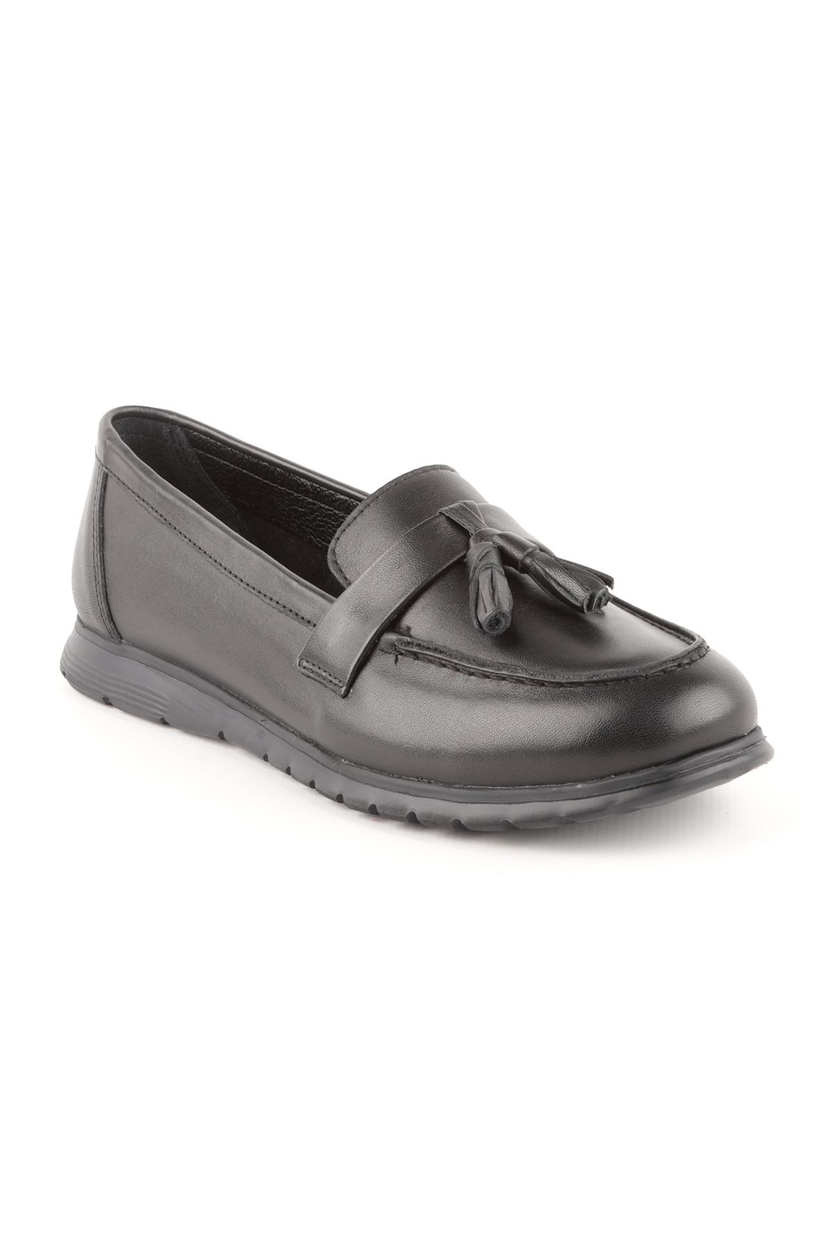 Libero L04.402 Siyah Loafer Ayakkabı