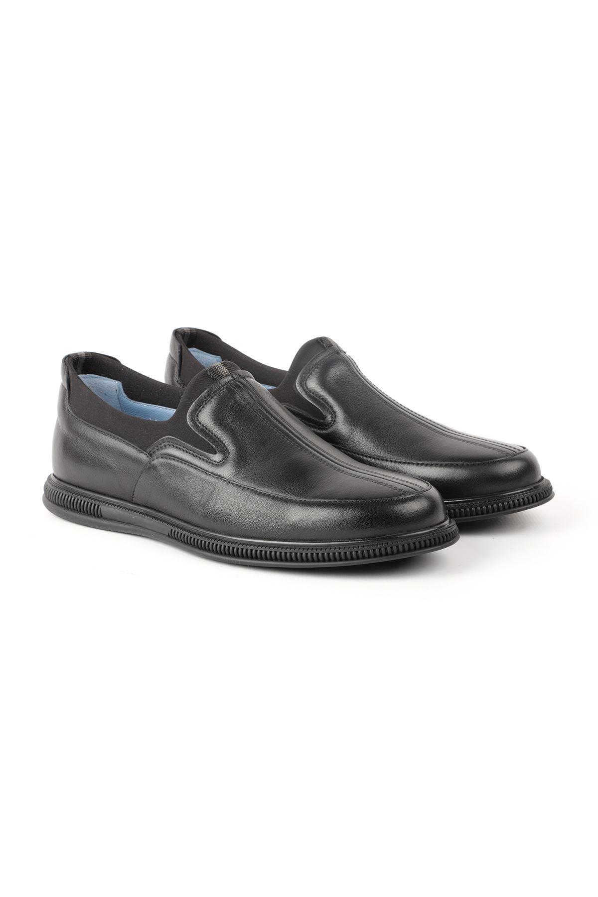 Libero L3729 Siyah Loafer Ayakkabı