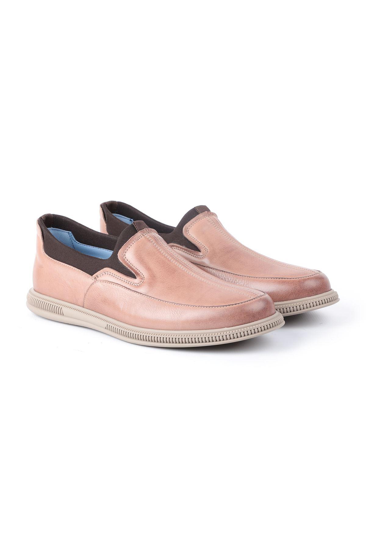 Libero L3729 Vizon Loafer Ayakkabı