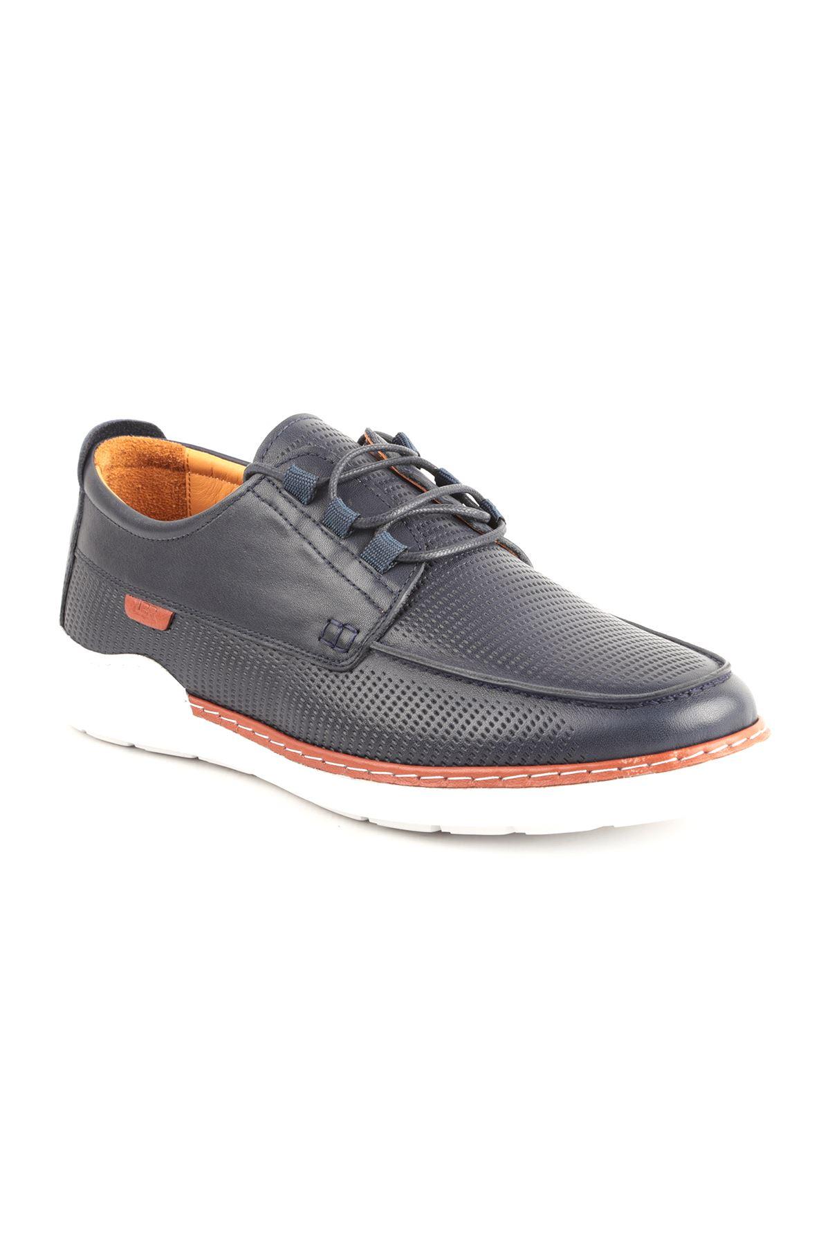 Libero L3629 Lacivert Loafer Ayakkabı