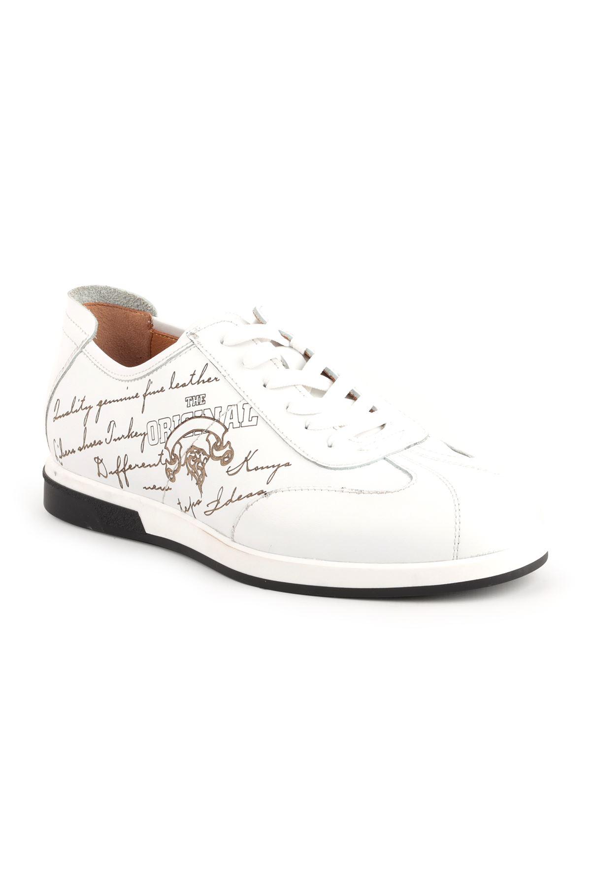 Libero L3772 Beyaz Casual Ayakkabı