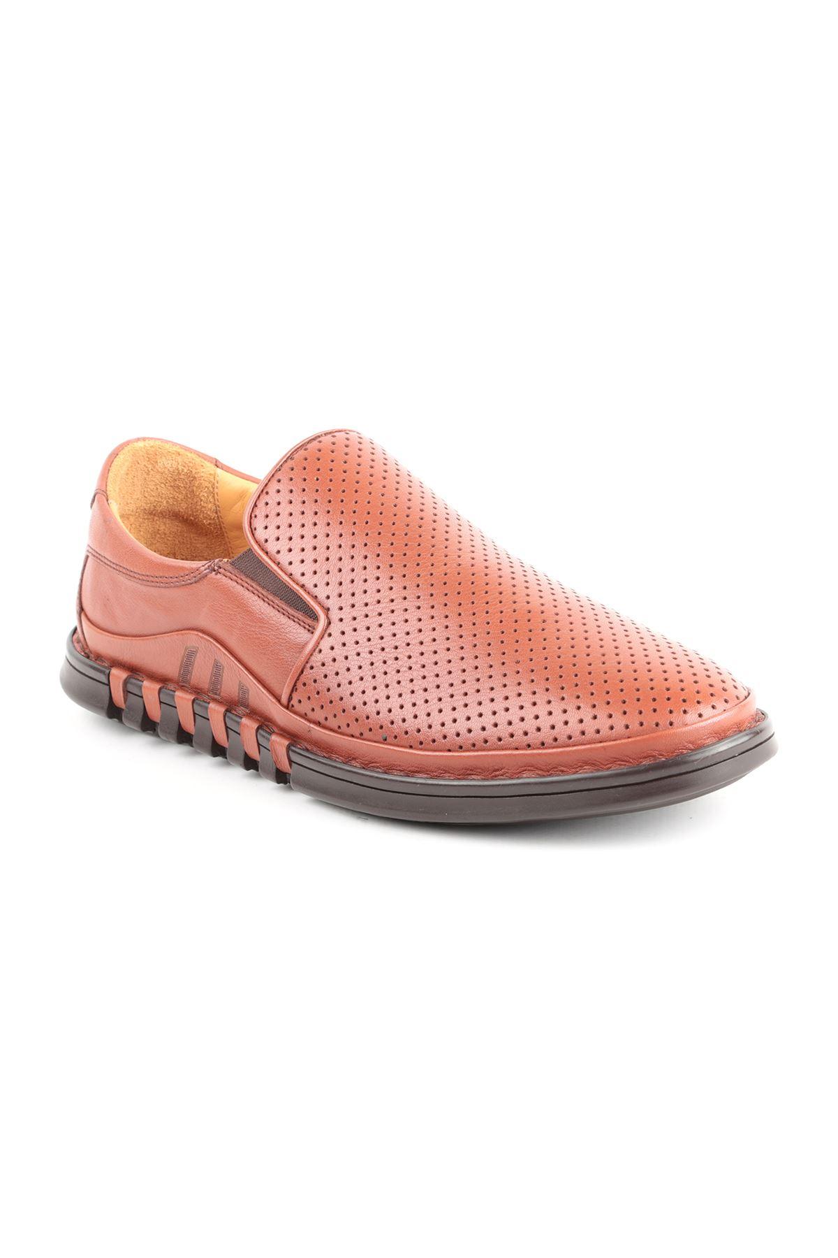 Libero L3760 Taba Loafer Ayakkabı