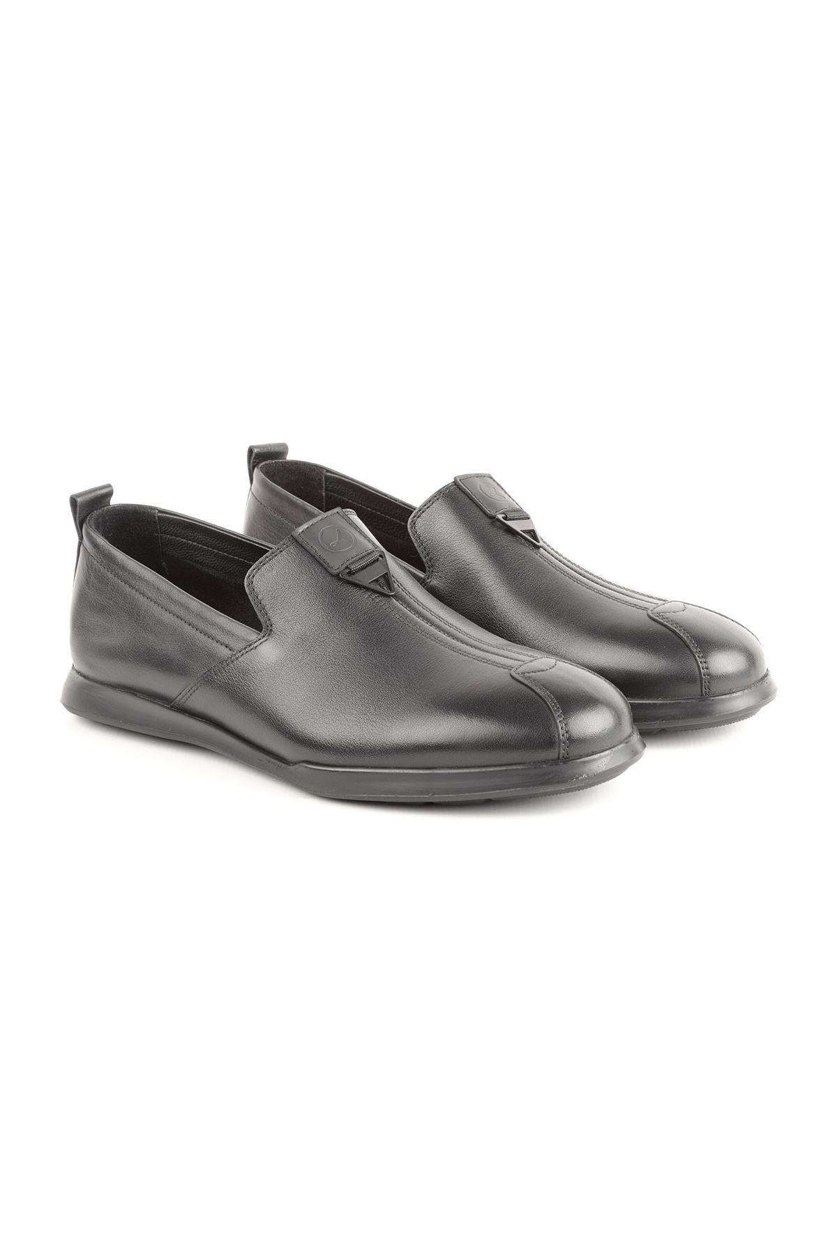 Libero L3749 Siyah Loafer Ayakkabı