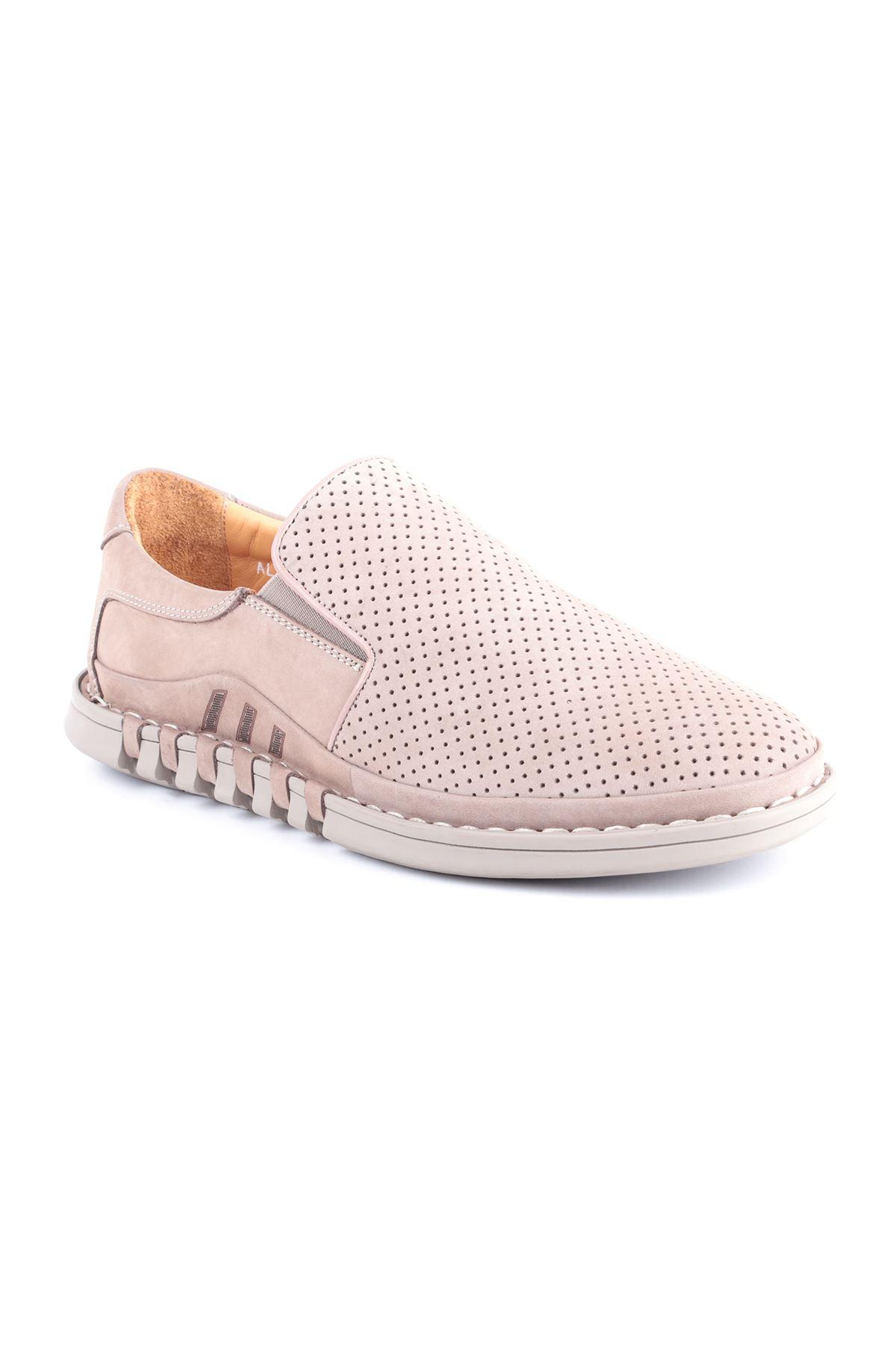 Libero L3760 Vizon Loafer Ayakkabı