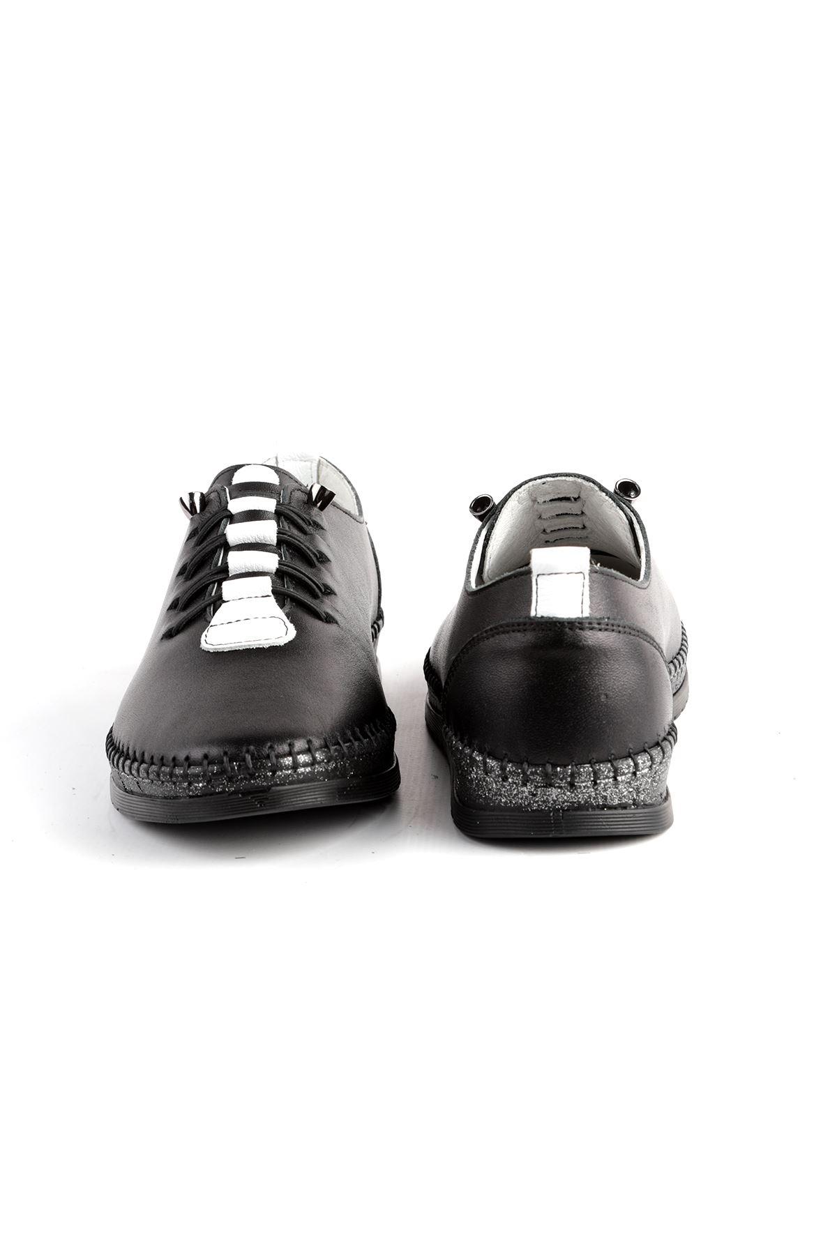 Libero L17.703 Siyah Spor Ayakkabı