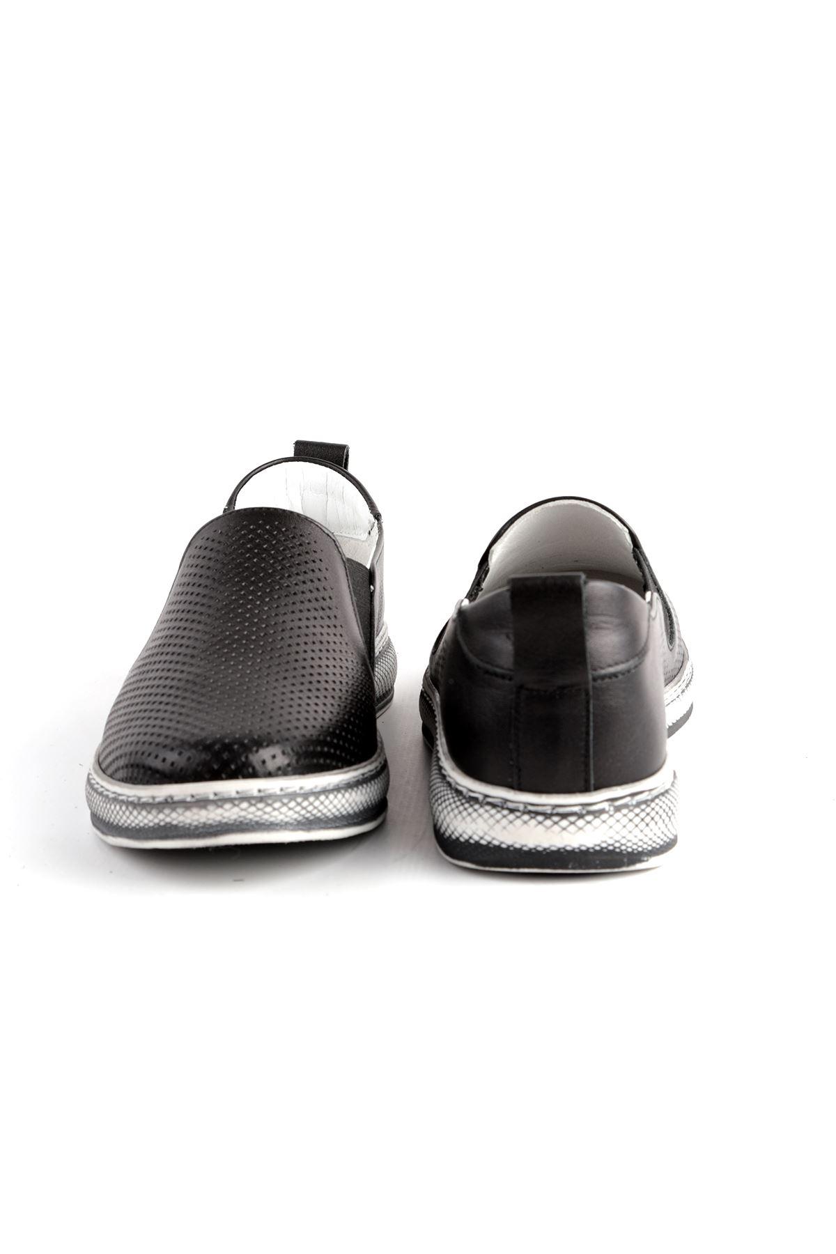 LİBERO L17.2065 Bayan Siyah  Babet Ayakkabı