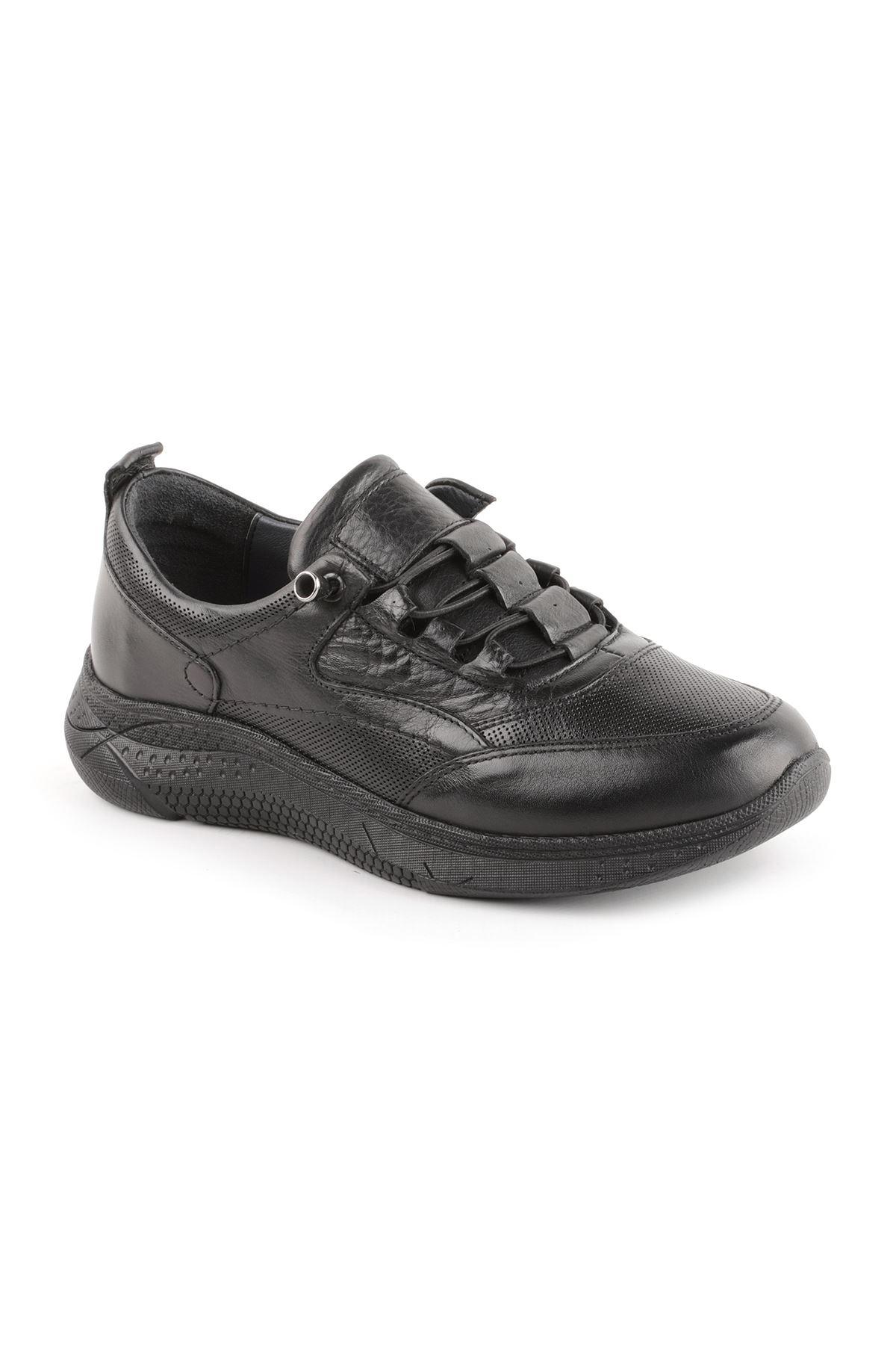 Libero L22.1001  Bayan Siyah  Spor Ayakkabı